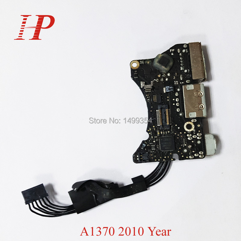 For Macbook Air 11″ A1370 mc505 mc506 Laptop Parts Power Panel Power Board 2010 Year