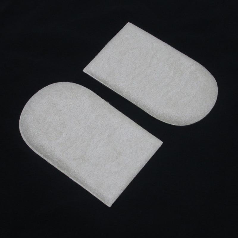 Женские Толстые вставки для ног, мягкий силиконовый гель, рельефные стельки для боли в пятке, поддержка плюсневой кости, подушка T060OLE