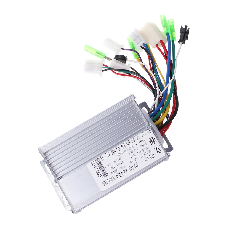 Everlasting 36V/48V 350W Electric Bicycle E-bike Scooter Brushless DC Motor Controller цена