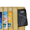 4en1 Ultrafino Caso Protector Caja De Almacenamiento Caso Titular de la Tarjeta de Memoria Portátil 4 Tarjeta SD Cámara Teléfono móvil Mochilero Super Delgado