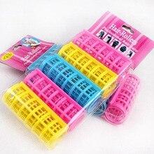 Colorful Magic Hair Curlers 5 pcs Set