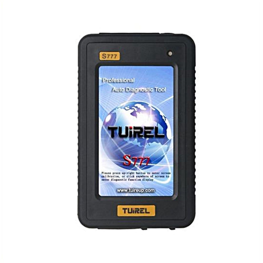 New Product Multi-Language Tuirel S777 Retail DIY with Full Software Tuirel S777 Interface S777 Diagnostic Tool Update Online