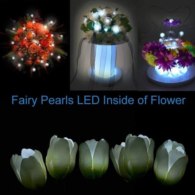 Outdoor Ball Lights Part - 16: 180pcs-Lot Waterproof Outdoor Ball Lights Battery Powered Fairy Lights For  Garden, Yard,