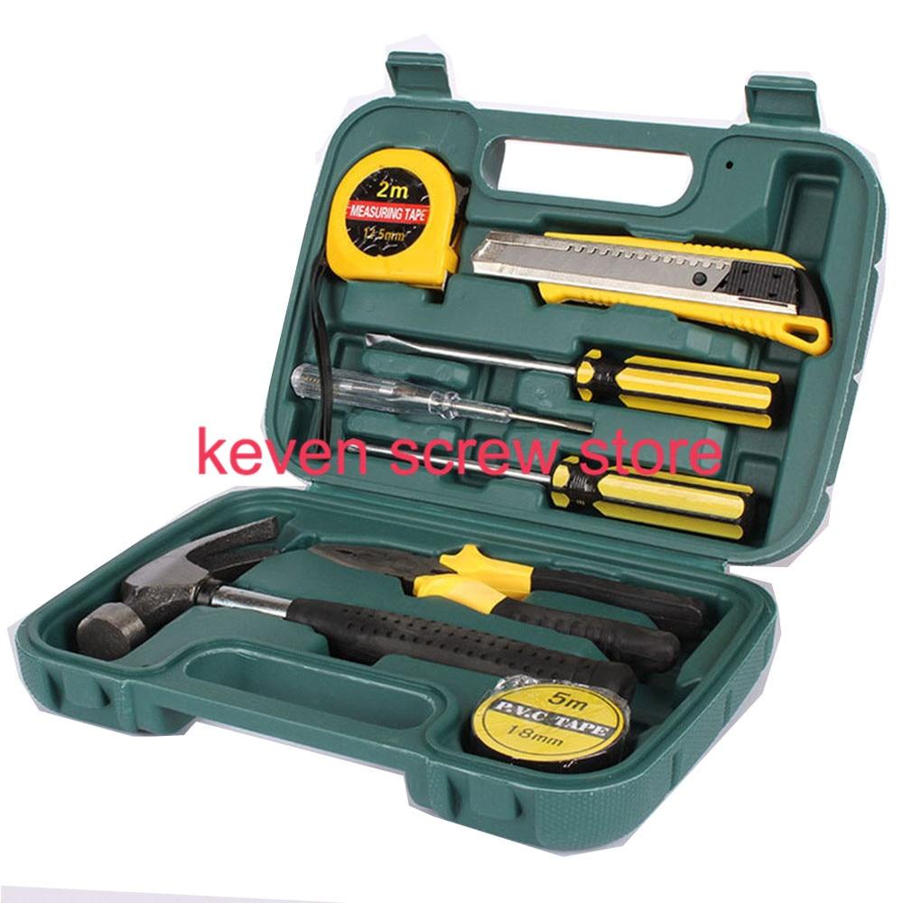 1pcs 8 in1 Multi-functional Bag Repair Portable Tool Bag Household ToolBox st 5310 330 230 250mm multi functional 7 pockest 5 hole tool bag repair tool kit