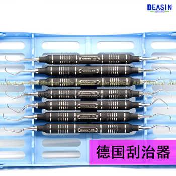 Dental appliance Dental implant scraper Subgingival calculus to remove periodontal Oral dental tools 7 pcs