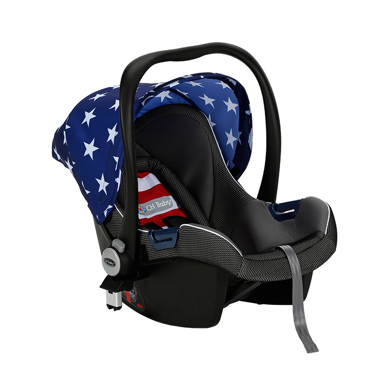 Safe Travel Newborn Baby Car Safety Seat Car Baby Cradle Child Basket Safety Seat Motor Vehicle Child Occupant Restraint System four colors infant basket style safety car seat baby car seat portable child automotive safety seats kids outdoor handle cradle