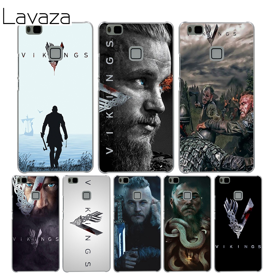 Lavaza Ragnar Lothbrok Vikings Case for Huawei Mate 10 9 P20 P10 P9 P8 Lite Plus Pro Min ...