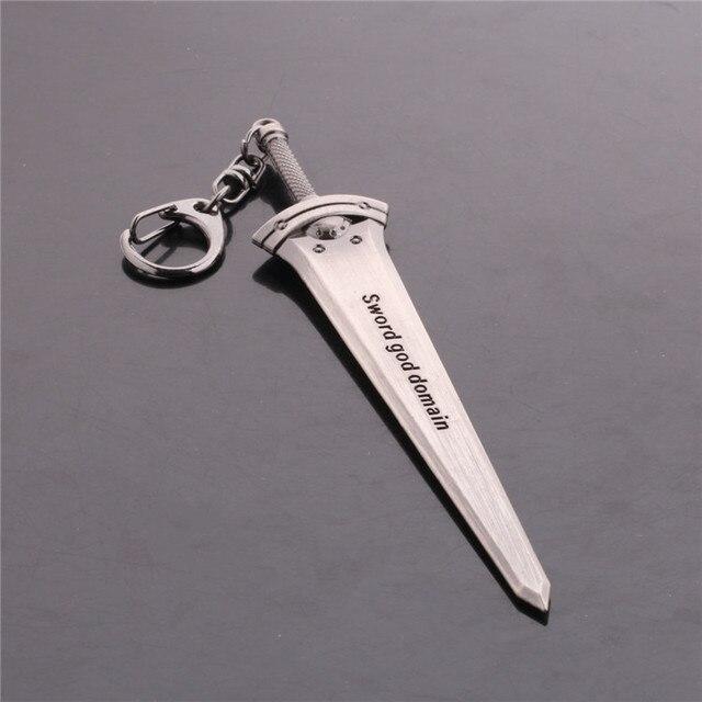 Sword Art Online Keychain