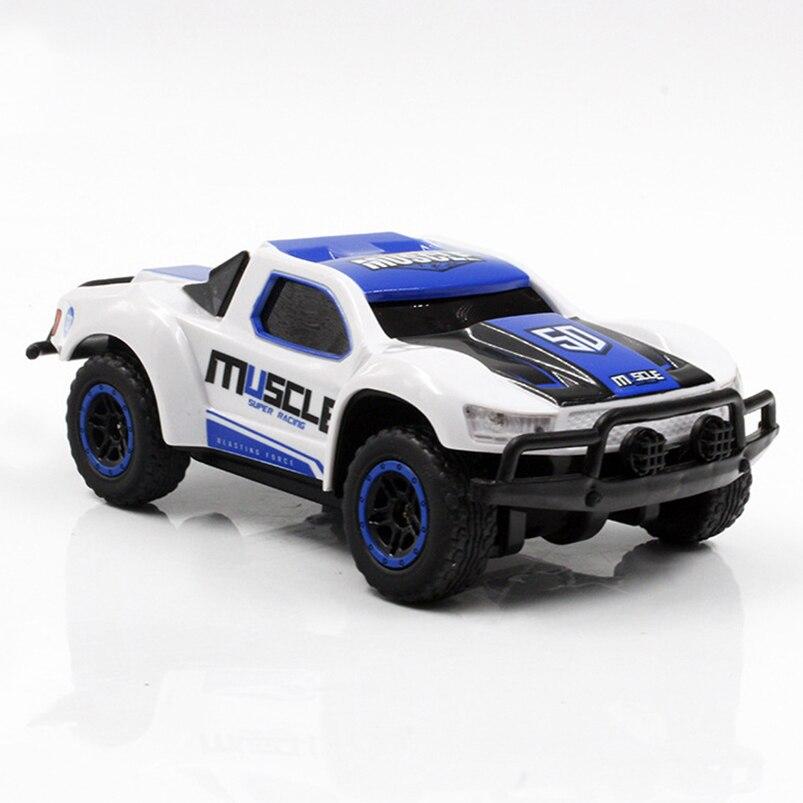 JMT RC Car 1:43 14KM/H High Speed Mini RC Rock Crawlers 2.4Ghz Radio Remote control car Mini Cars Model Vehicle Toys