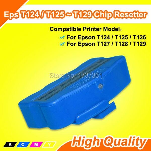 T129 T1291 chip resetter for Epson SX420W SX425W SX525WS SX620FW SX445 SX235W SX435W SX230 SX440W SX535WD