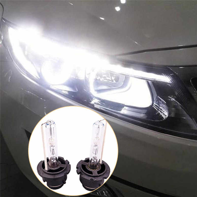 2 PCS HID Bulb D1S D2S D3S D4S Xenon HID Lamp Globe Lights 35W 4300K 5000K 6000K 8000K 10000K HID Xenon Headlight Bulb Car Light