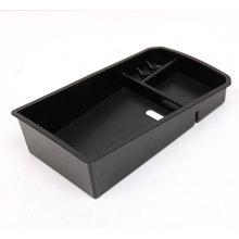 For BMW X3 F25 X4 F26 2014 2015 Central Armrest Glove Storage Box Car Accessories