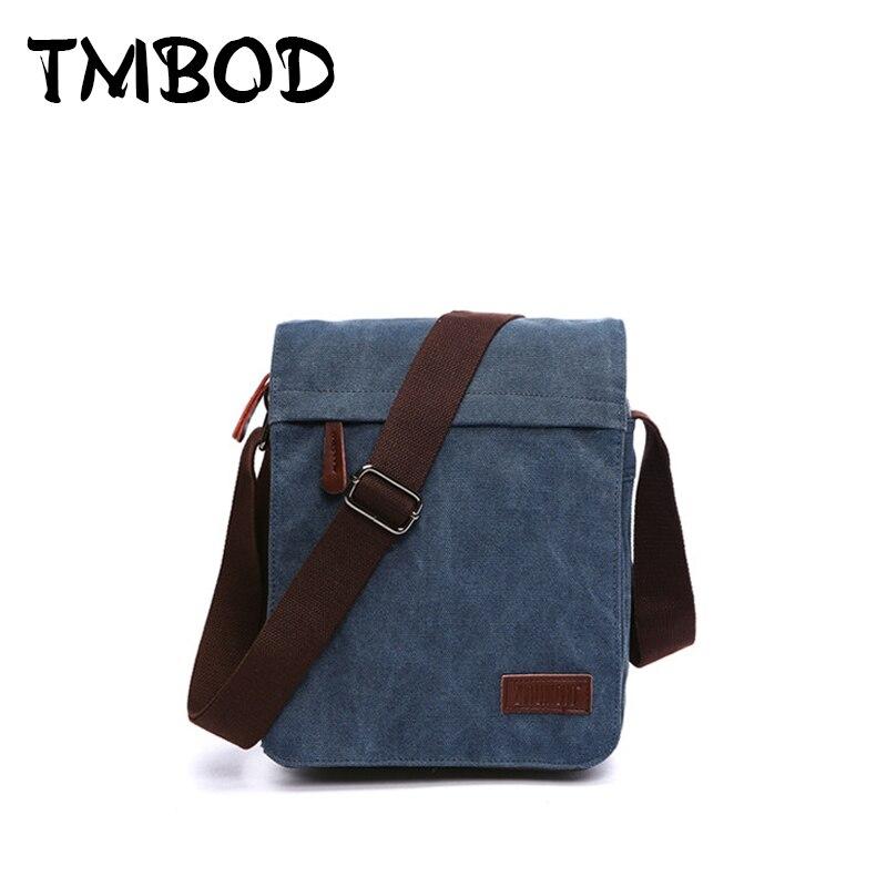 New 2019 Design Men Canvas Messenger Bag High Quality Casual Handbags Satchels Crossbody Shoulder Bags Military bolsa an673 messenger bag