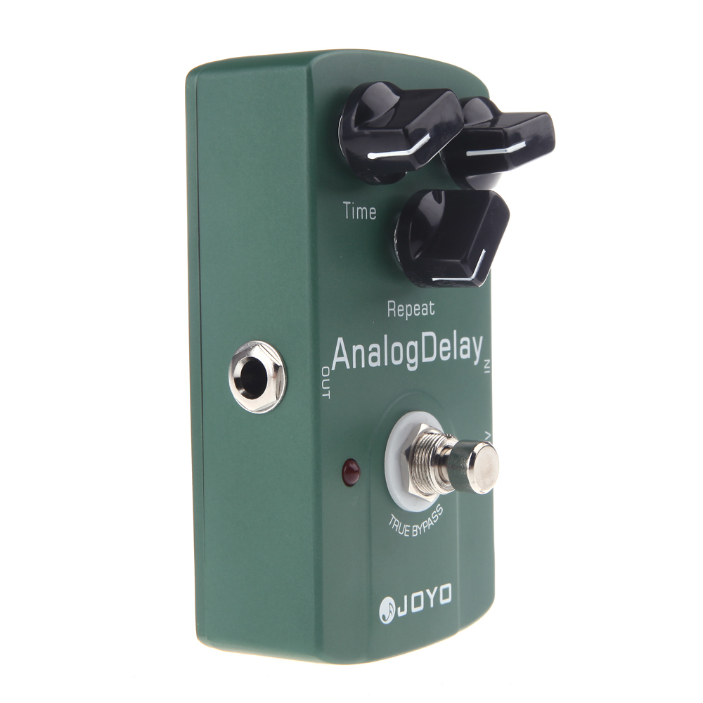 Image 2 - Joyo JF 33 Analog Delay Electric Guitar Effect Pedal True Bypass Guitar Accessories-in Guitar Parts & Accessories from Sports & Entertainment
