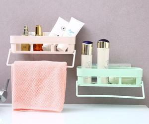 Стойка для ванной комнаты с полотенцем, вешалка для шампуня, держатель для кухни, органайзер для полотенец, настенная полка, угловая душевая полка для дома и сада