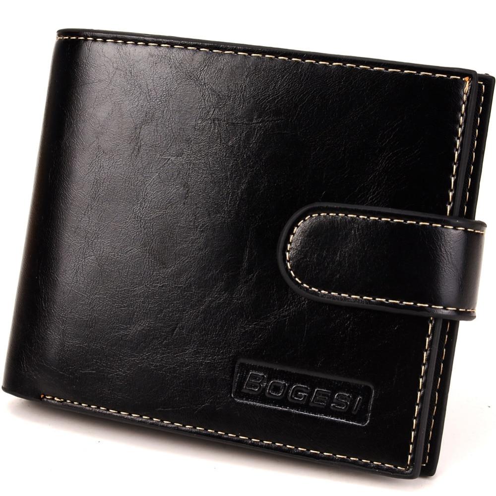 2017 Brand Coin Wallet Wallet Men Clip Cowhide Wallet Men Small Clutches Mens Purse Coin Pouch Short Men Wallets