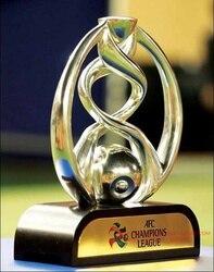 Liga de Campeones de Asia liga de fútbol en el trofeo de la Liga de Campeones envío gratis