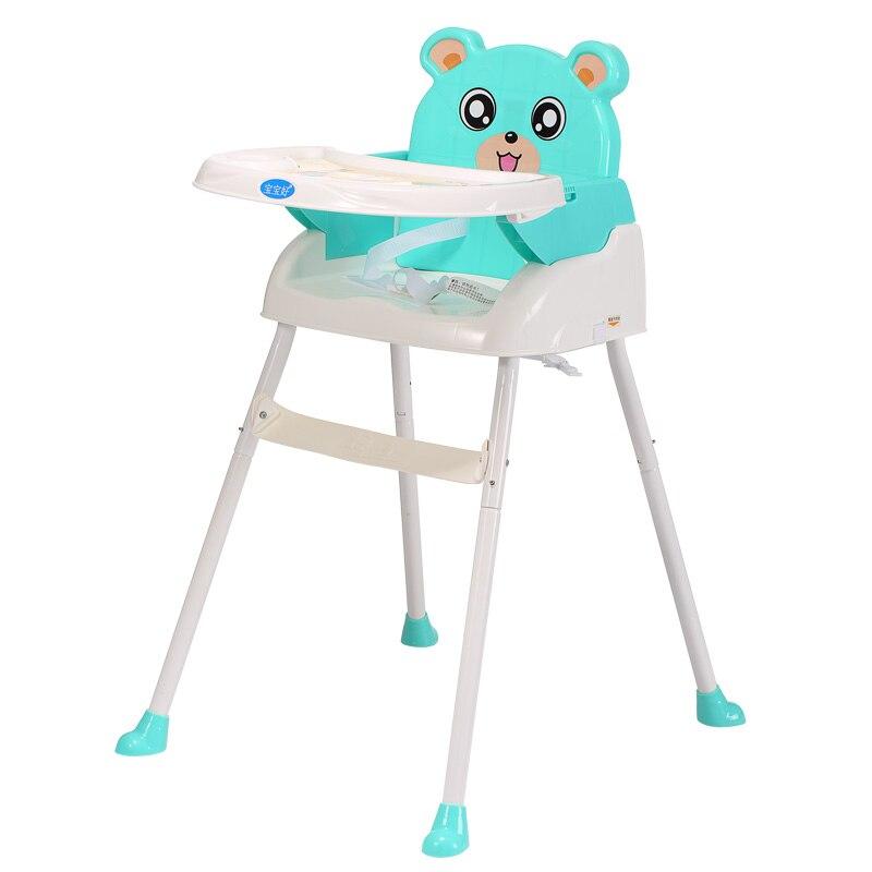 Ребенка есть хорошие детский обеденный стол складной многофункциональный Портативный стул ...