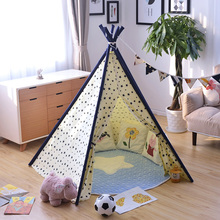 Ins Kids Baby Photo Prop Toy Play Tent House Fashion Baby Room Decoration Kid Play Tent