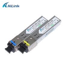 1000BASE-BX одноволоконный 1G BiDi Mini GBIC LC/SC 1,25G нм/нм 5 км WDM SFP
