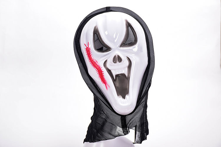HTB1dqkyaBGw3KVjSZFDq6xWEpXaG - Horror Grim Reaper Accessories Pennywise Horror Clown Halloween Cosplay Screaming Costume
