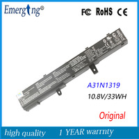10.8V 33WH Original New Laptop Battery A31N1319 for ASUS X451 X551 X451C X451CA X551C X551CA D550MA DS01 D550MA 0B110 0