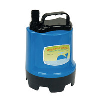 CE Approved 220V Magnetic Drive Submersible Pump Corrosion Proof Water Supply For Gardens Swimming Pool Circulation