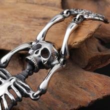 Skeleton Gothic Bracelet