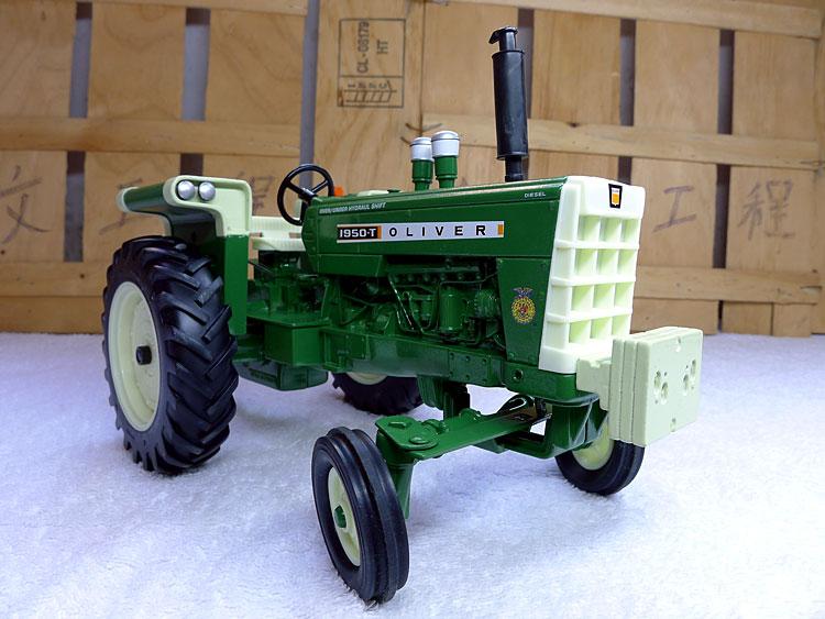 Oliver OLIVER 1950-T alloy car model gift US Farm Tractor ERTL 1:16 s oliver s oliver so917ewhnv00