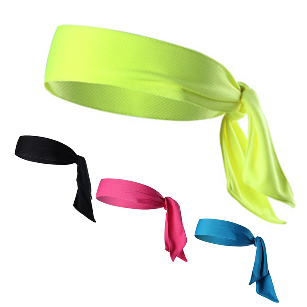 Headscarf Men Quick Dry headband Pure Head Scarf Women Outdoor Cap Unisex Headband Summer Hat Hood Antiperspirant Bandanas