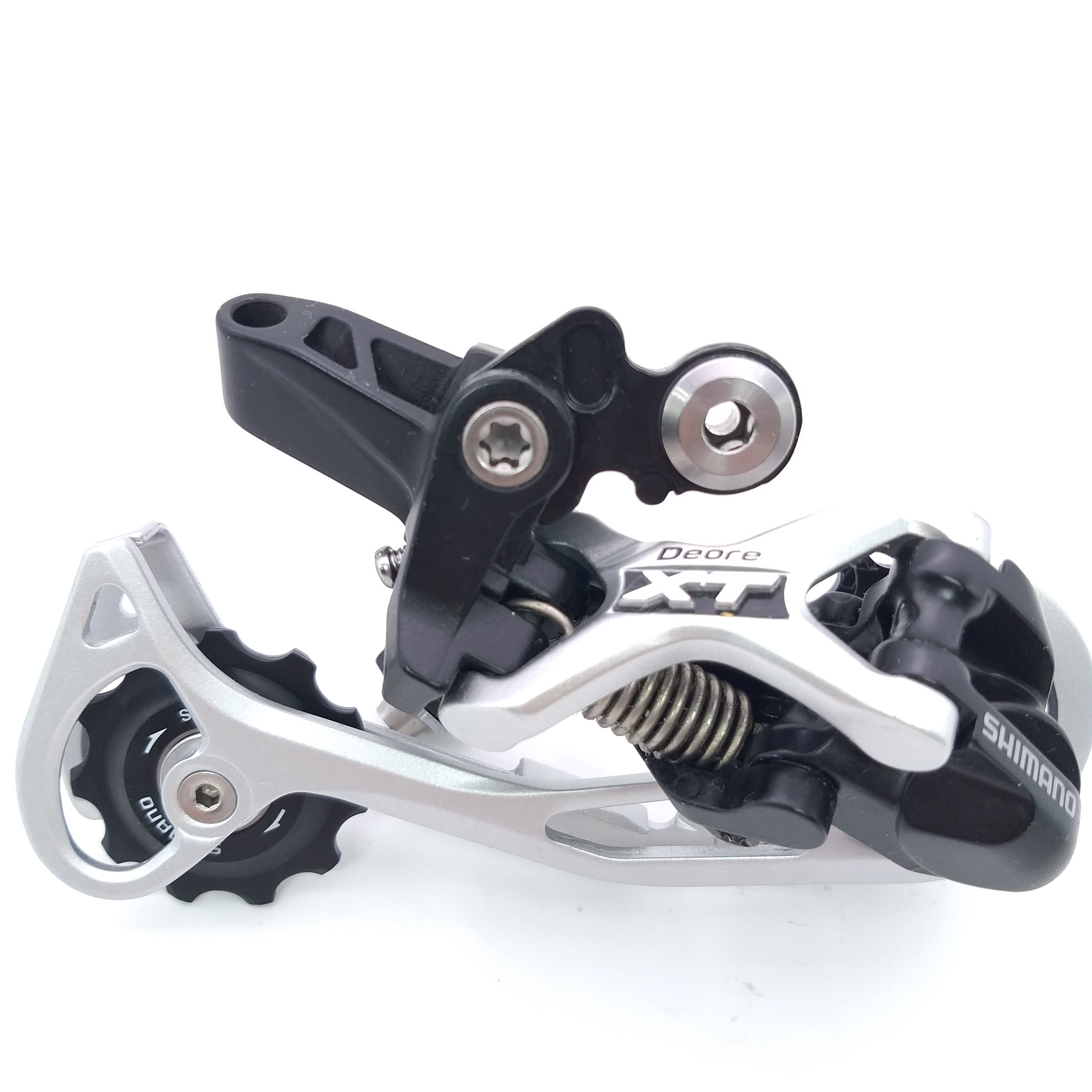 1pcs Deore RD-M6000-SGS GS Shadow RD+10-Speed Rear Derailleur Long Cage