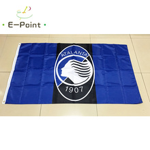Italy Serie A Atalanta FC 3ft*5ft (90*150cm) Size Christmas Decorations for Home Flag Banner Gifts