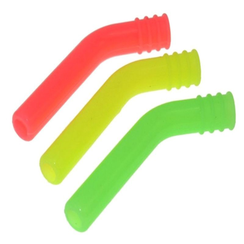 Extension Silicone Tube For HSP Hpi 1/10 1/8 Scale Models Nitro RC Car Parts Exhaust Pipe High Temperature Turn Off