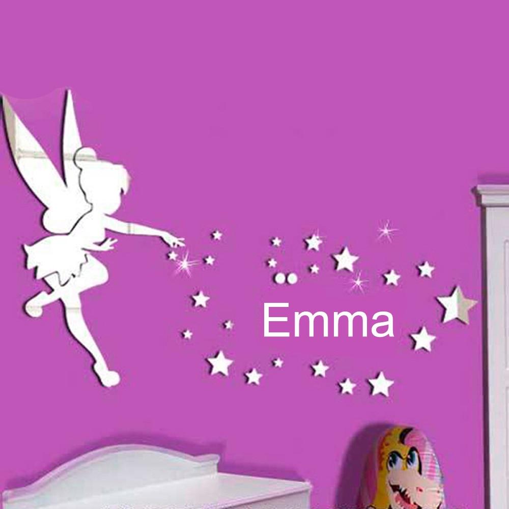 Star Mirror Wall Decor online buy wholesale mirrored star wall decor from china mirrored