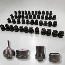 Гидравлическая штамповочная пресс-форма из нержавеющей стали, штамповочная машина, CH-60, гидравлическая штамповка, ручная штамповка