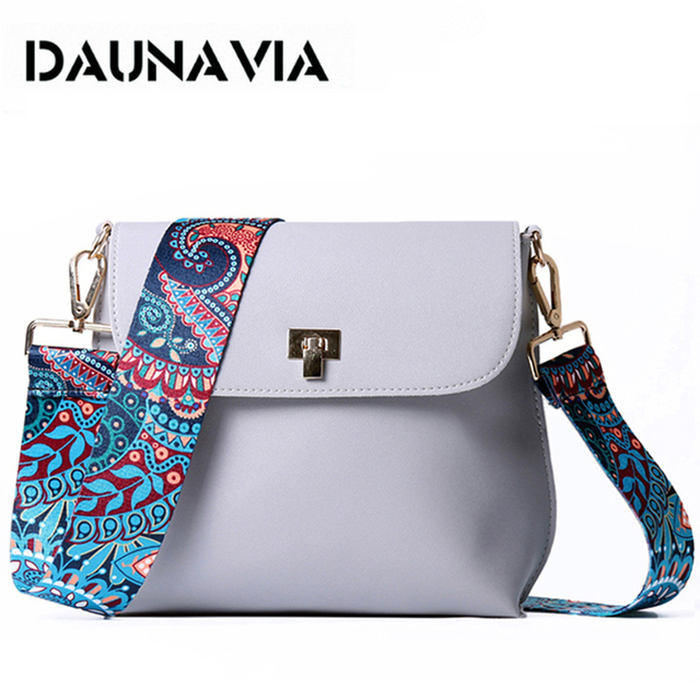PU Leather Shoulder bag for women