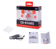 Cheerson CX-STARS zangão menor do mundo 2.4 ghz 4ch 6-axis mini rc drones quadcopter rtf(China)