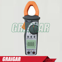 Best Buy TM-1017 400A True-RMS AC Power Clamp Meter + Phase Rotation. FREE SHIPPING
