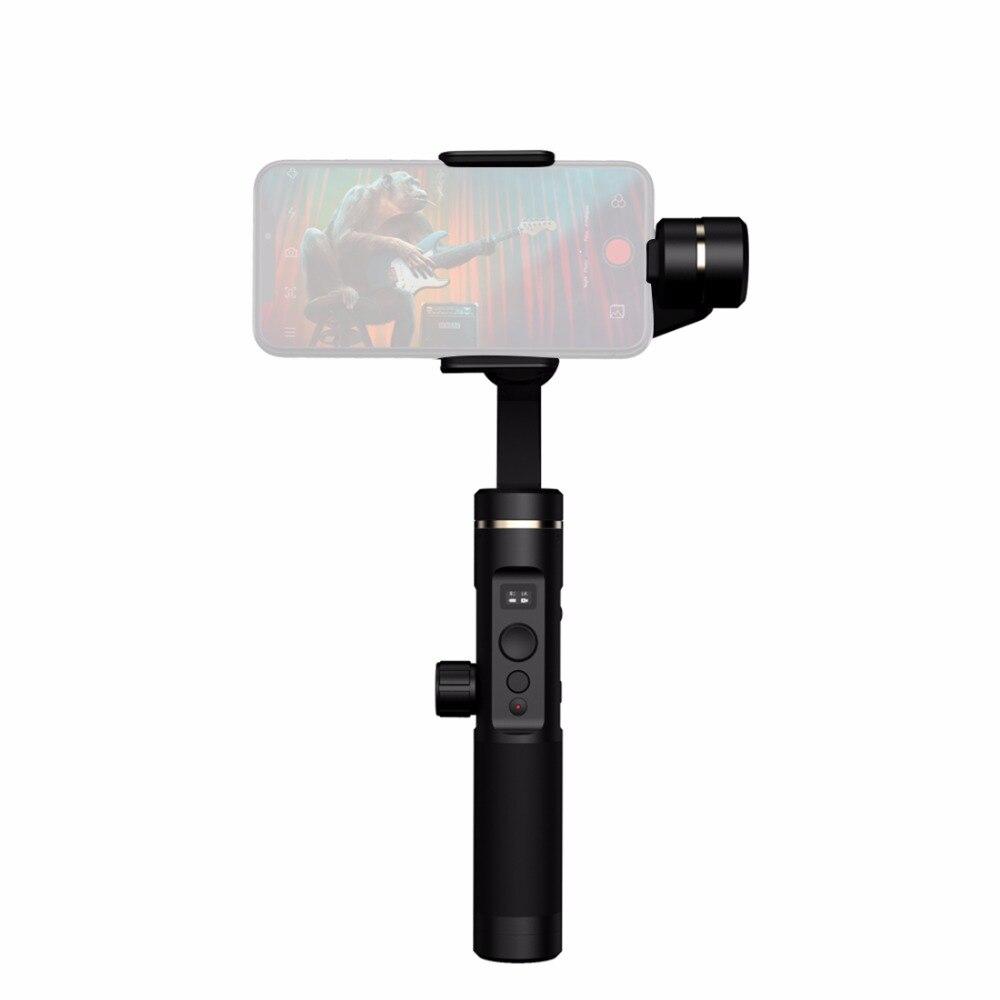 FeiyuTech Feiyu SPG2 3-Axes De Poche Stabilisateur Cardan Smartphone d'action caméra pour iphone XS X Max 7 8 6 gopro 7 PK DJI osmo