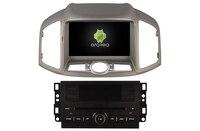 Android 8.1 quad core car dvd player media car audio stereo wifi carplay bluetooth headunit for CHEVROLET CAPTIVA 2012 2013