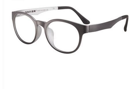 Fashionable myopia frame female ultra light frame glasses frames round Korean eyes frame men tide