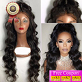 8A Peruvian Body Wave Lace Front Wig Best Glueless U Part Wigs Human Hair Full Lace Wig Virgin Glueless Full Lace Human Hair Wig