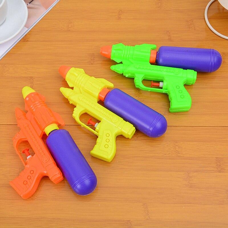 Water Gun Toy Classic Outdoor Beach Water Pistol Impact Gun Portable Water Spray Gun Toy Child Summer Beach Play Water Game