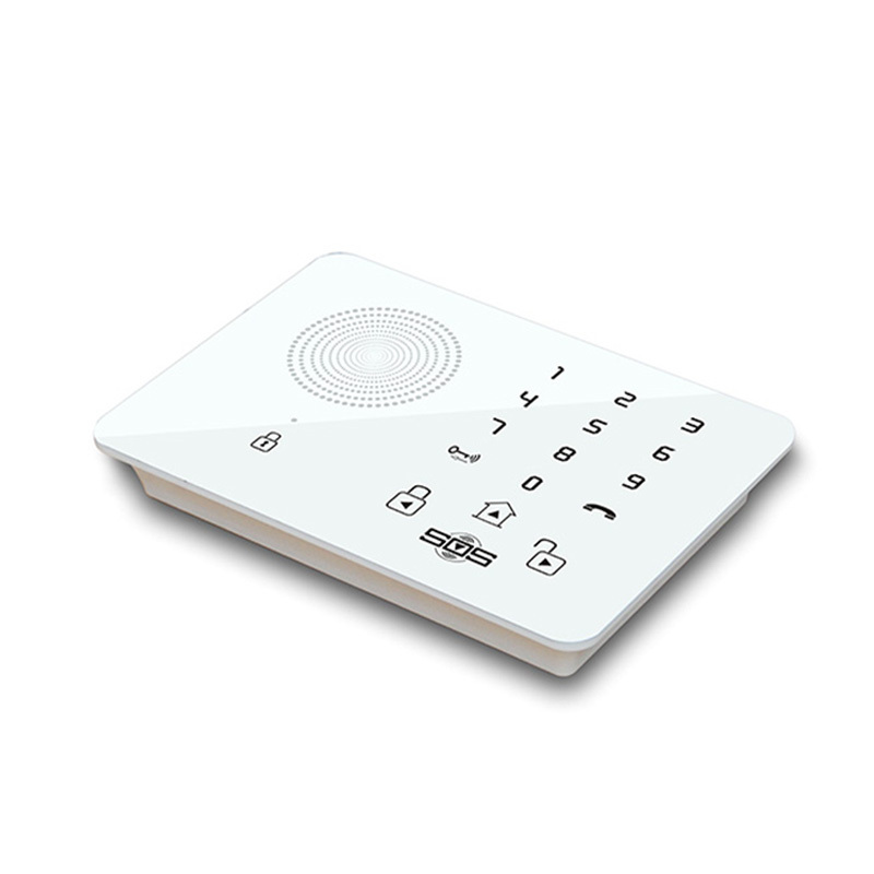 K7 New GSM Alarm Keypad Type Wireless GSM Alarm System 2 Wireless Switch Channel Elderly Call Home Security ALarm 2 receivers 60 buzzers wireless restaurant buzzer caller table call calling button waiter pager system