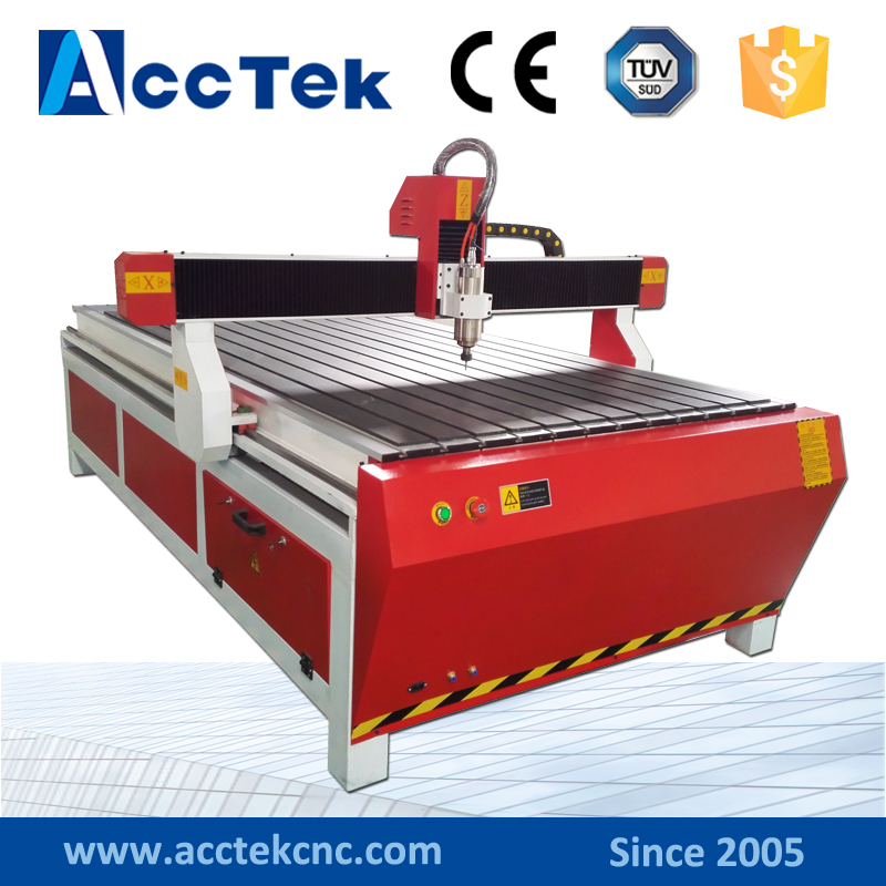 China Low Cost Cnc Router Machine For Sale AKG1224