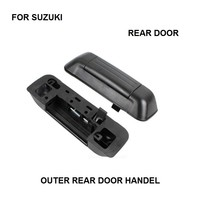 CAR STYLING FOR SUZUKI GRAND VITARA 98 05 TAILGATE OUTER REAR DOOR HANDLE BRAND NEW