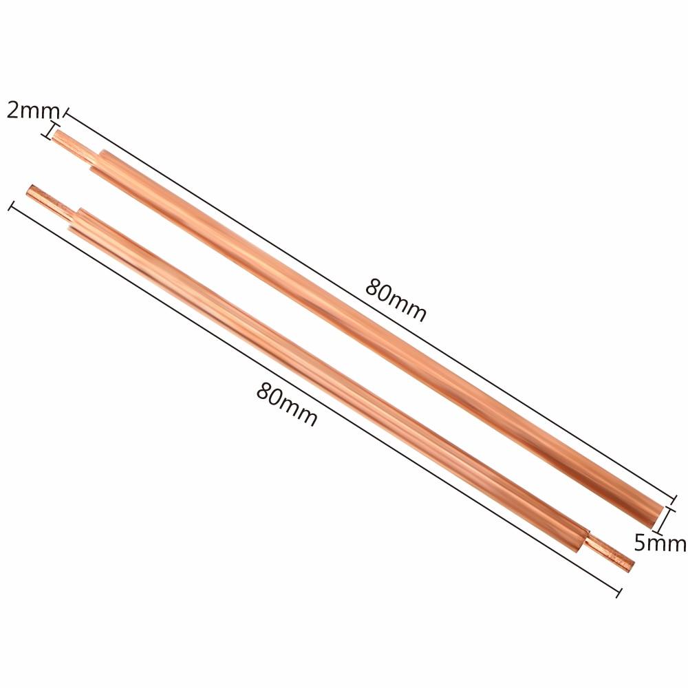 NICEYARD 3x80 мм Сварочные ножки иглы глинозема Медь Материал точечная сварка булавки сварочные аксессуары сварщик