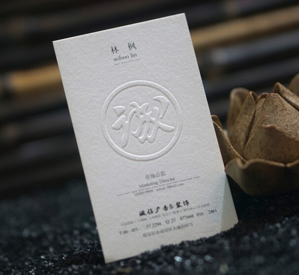 Custom made high quality 400gsm cotton paper business name card custom made high quality 400gsm cotton paper business name card cards printing gold foil silver foil reheart Images