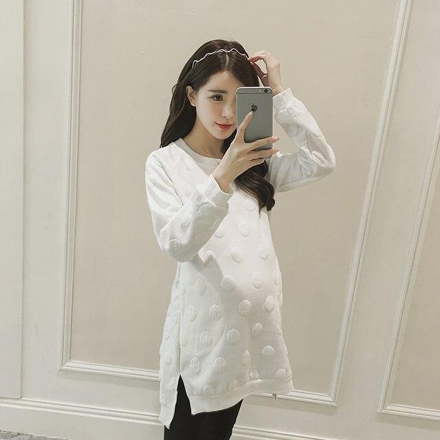 Online-Shop Umstandskleid Herbst Winter Schwangerschaft Kleidung für ...