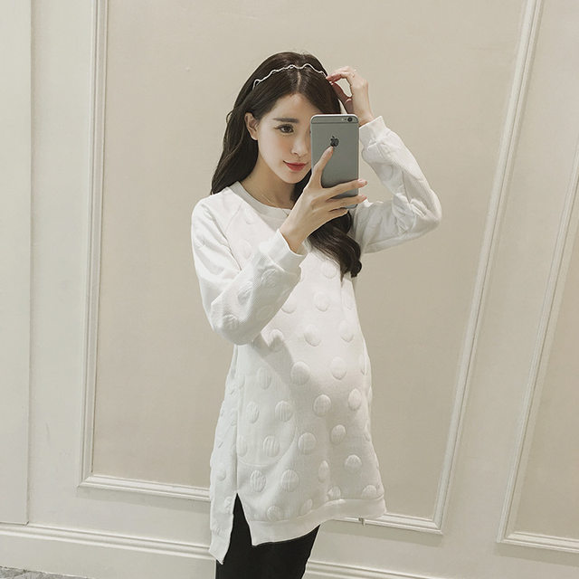 White Maternity Suits